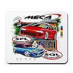 Mousepad w/Classic MECA T Graphic