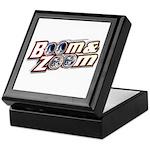 Keepsake Box w/Boom & Zoom Logo