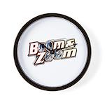 Boom & Zoom Wall Clock