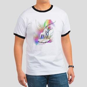 Magical Unicorn Ringer T