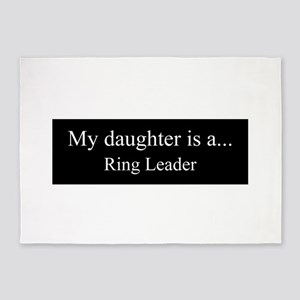 Daughter - Ring Leader 5'x7'Area Rug