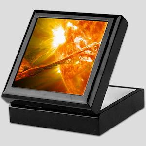 Solar Flare Keepsake Box