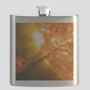 Solar Flare Flask