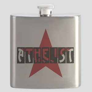 Atheist Star Flask