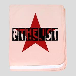 Atheist Star baby blanket