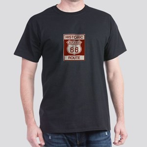 Afton Route 66 T-Shirt