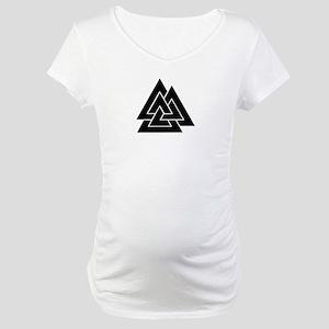 Valknut Maternity T-Shirt