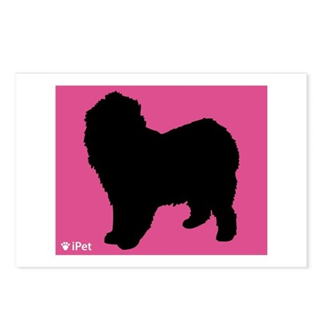 Lagotto iPet Postcards (Package of 8)