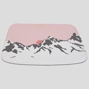 Mountain Sunrise Bathmat