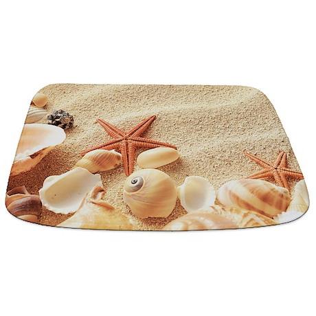Beach Bath Mats