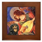 Angel (3) & Cavalier (BT) Framed Tile