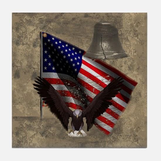 Freedom Tile Coaster