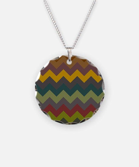 Ugly Chevron Necklace