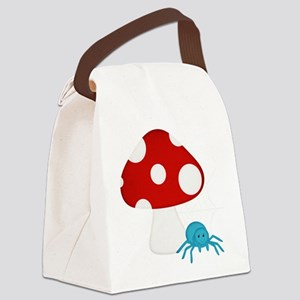 Itsy Bitsy Spider Canvas Lunch Bag