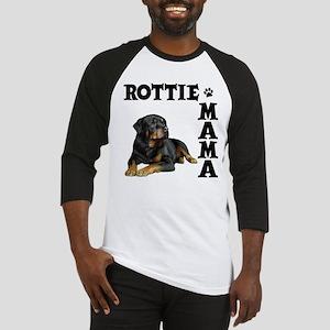 ROTTIE MAMA Baseball Jersey