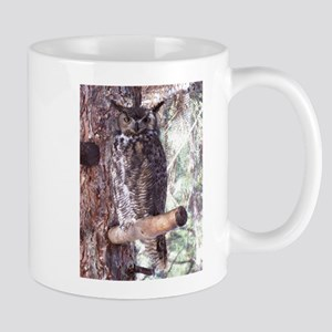 Great Horned Owl Mugs