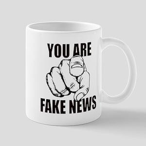 DONALD TRUMP YOU ARE FAKE NEWS Mugs