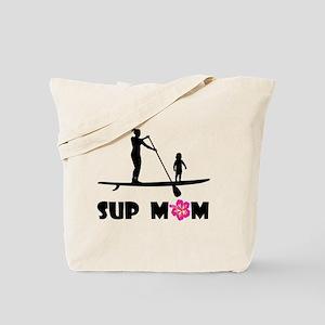 SUP Mom Color Tote Bag