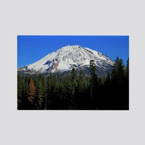 Mt. Lassen with Snow Magnets