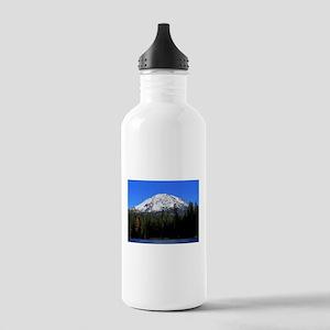 Mt. Lassen with Snow Water Bottle
