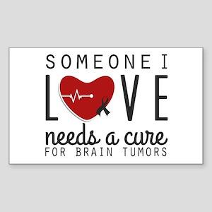 Someone I Love Needs A Cure Sticker