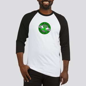 Lyme Disease Awareness 14 Baseball Jersey