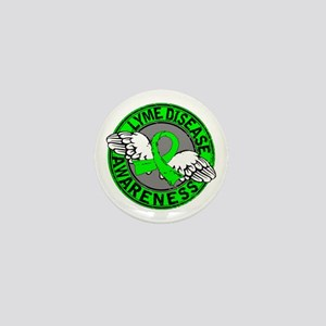 Lyme Disease Awareness 14 Mini Button