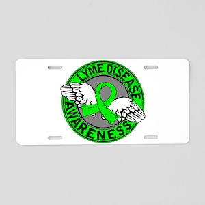 Lyme Disease Awareness 14 Aluminum License Plate