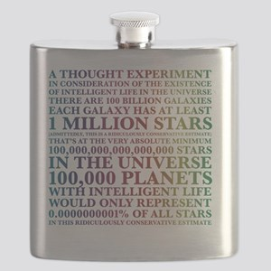 A thought experiment Flask
