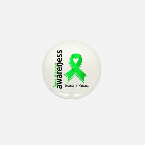 Lyme Disease Awareness 5 Mini Button