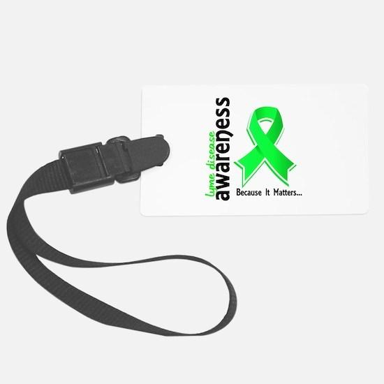 Lyme Disease Awareness 5 Luggage Tag