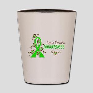 Lyme Disease Awareness 6 Shot Glass