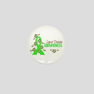 Lyme Disease Awareness 6 Mini Button