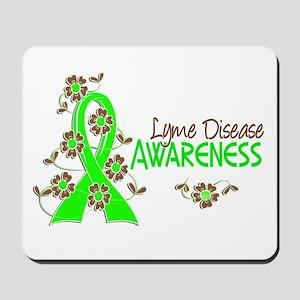 Lyme Disease Awareness 6 Mousepad