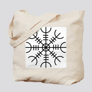 Helm of Awe (Ægishjálmur) Tote Bag