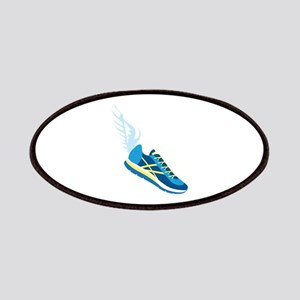 Running Shoe Wing Patches