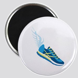 Running Shoe Wing Magnets