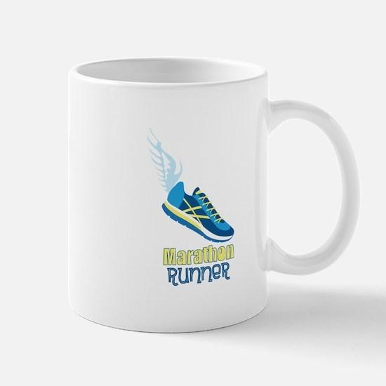 Marathon Runner Mugs