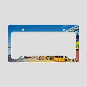 blackpool amusements License Plate Holder