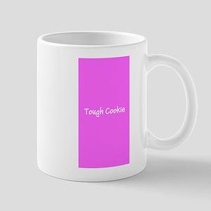 Tough Cookie Pink Breast Cancer 4Miriam Mugs