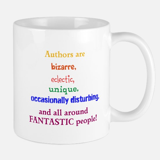 Authors Are Mugs