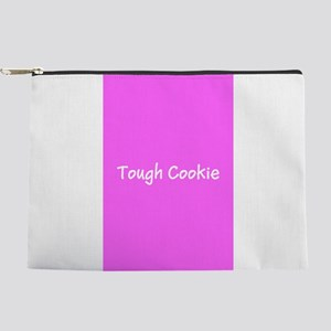 Tough Cookie Pink Breast Cancer 4Miri Makeup Pouch