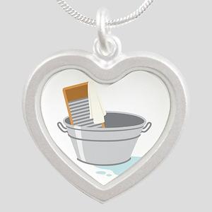 Laundry Tub Washboard Necklaces