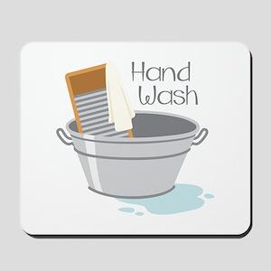 Hand Wash Mousepad
