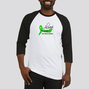 Lyme Disease Always Hope Baseball Jersey