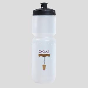 Screwed Sports Bottle