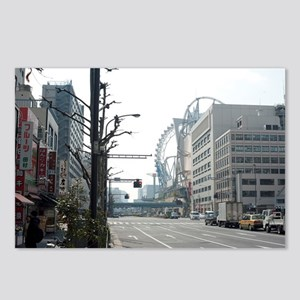 tokyo dome Postcards (Package of 8)