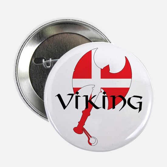 "Denmark Viking 2.25"" Button"