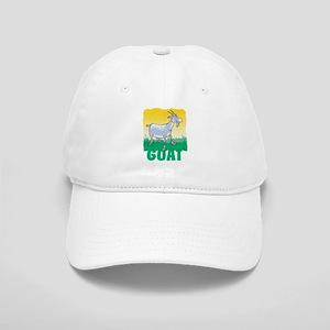 Kid Friendly Goat Cap