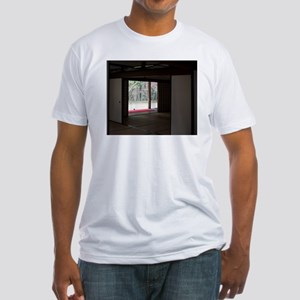 Koto-in temple interior Fitted T-Shirt